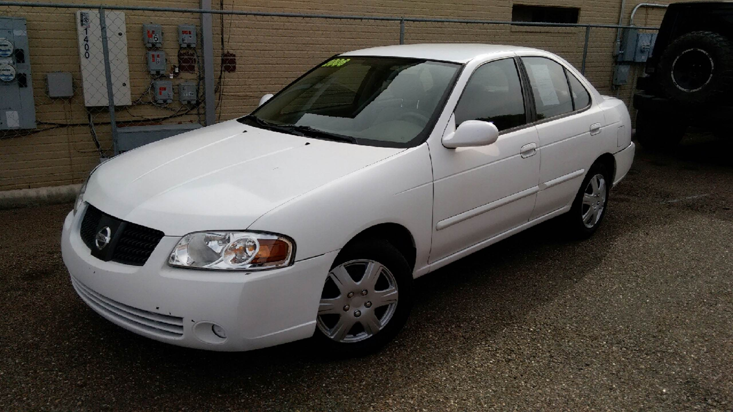 2006 Nissan Sentra for sale at MC Autos LLC in Pharr TX
