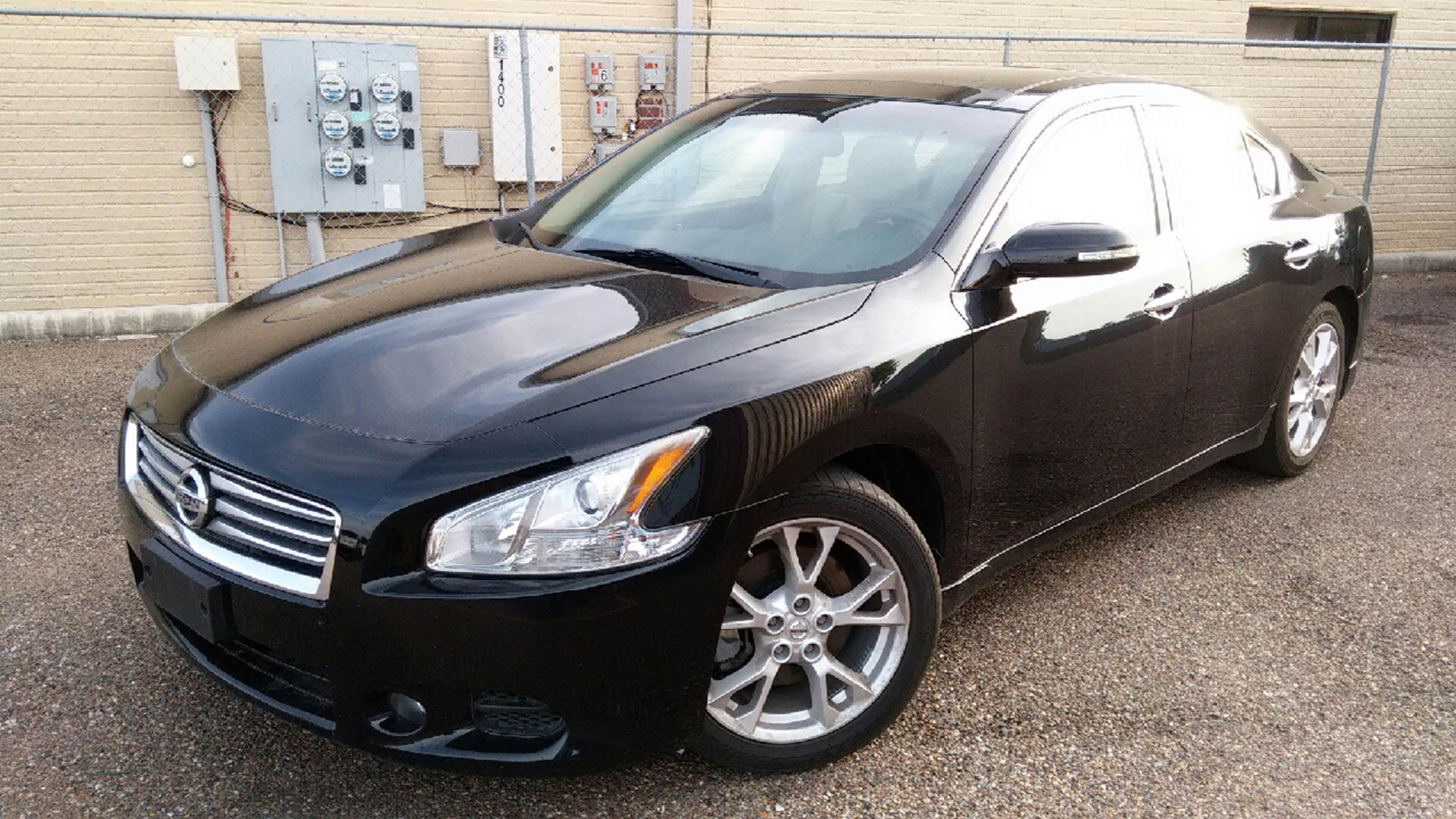 2012 Nissan Maxima for sale at MC Autos LLC in Palmview TX