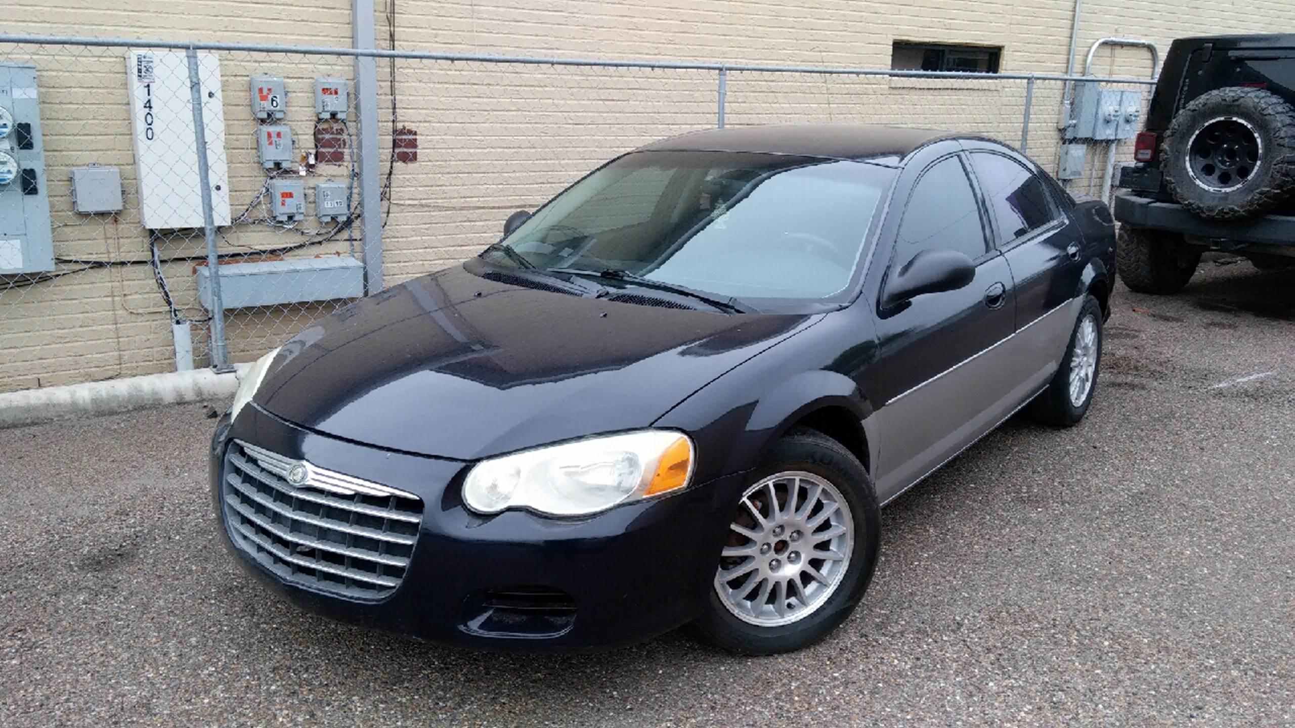2006 Chrysler Sebring for sale at MC Autos LLC in Pharr TX