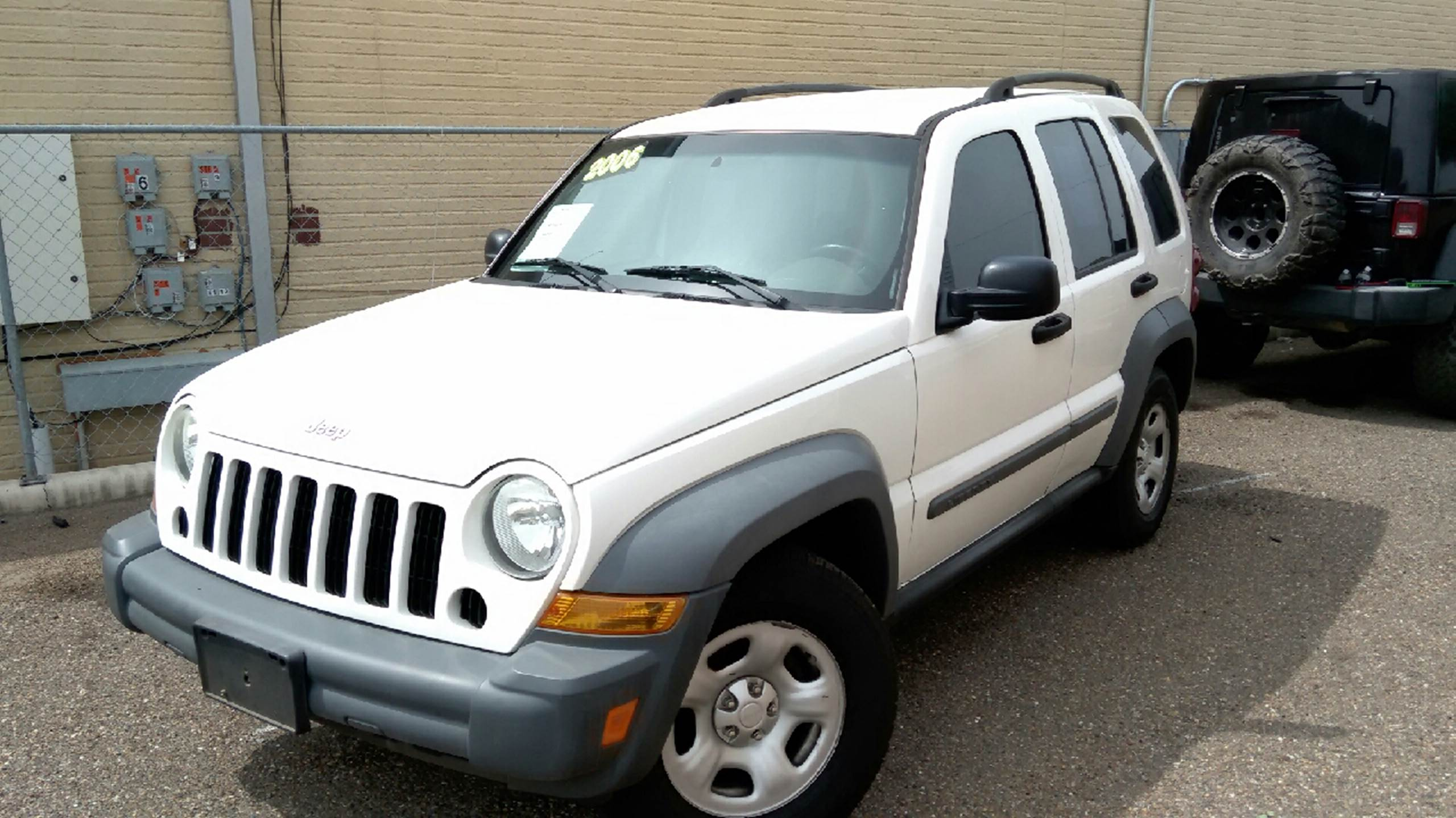 2006 Jeep Liberty for sale at MC Autos LLC in Pharr TX