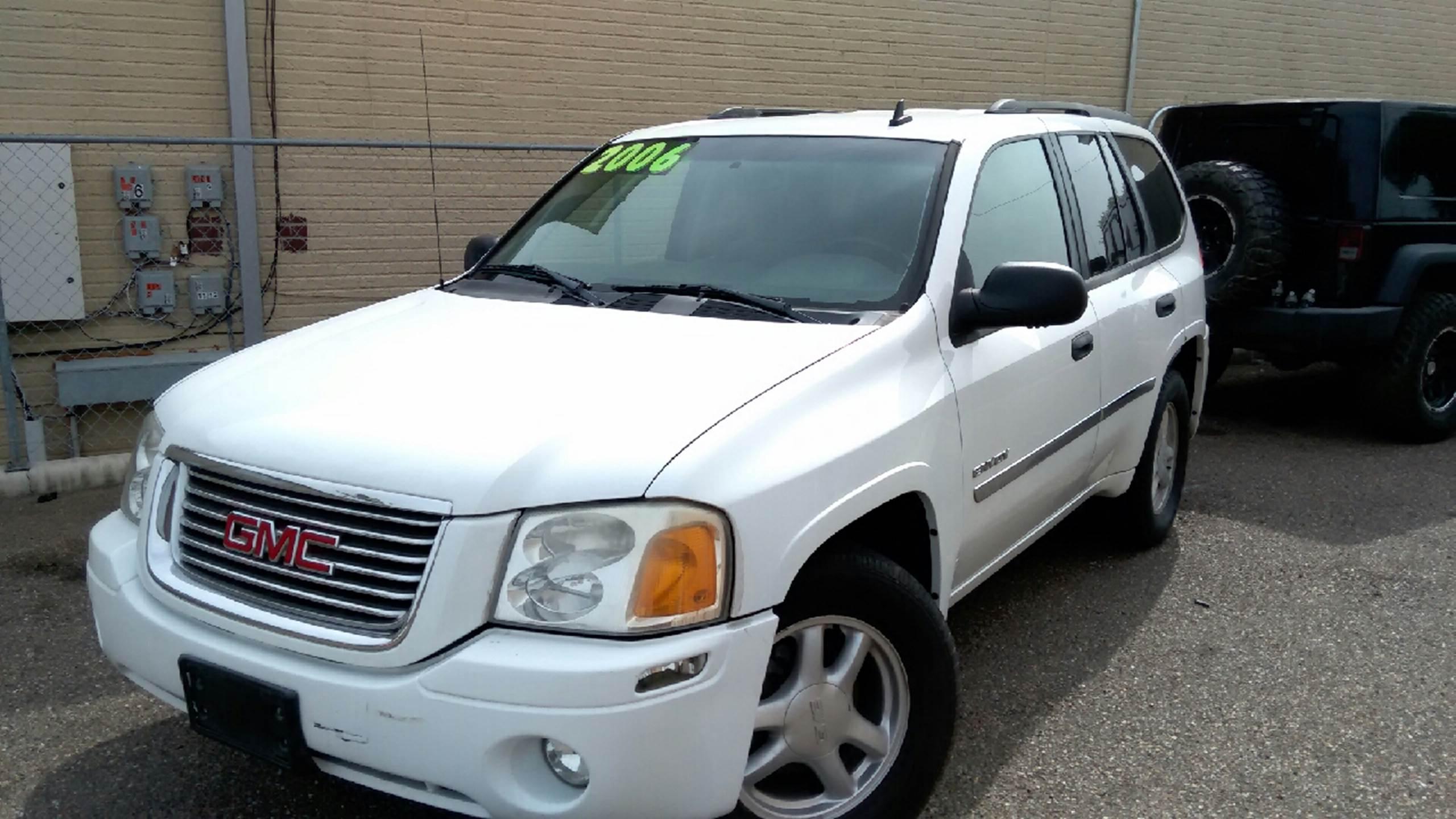 2006 GMC Envoy for sale at MC Autos LLC in Pharr TX