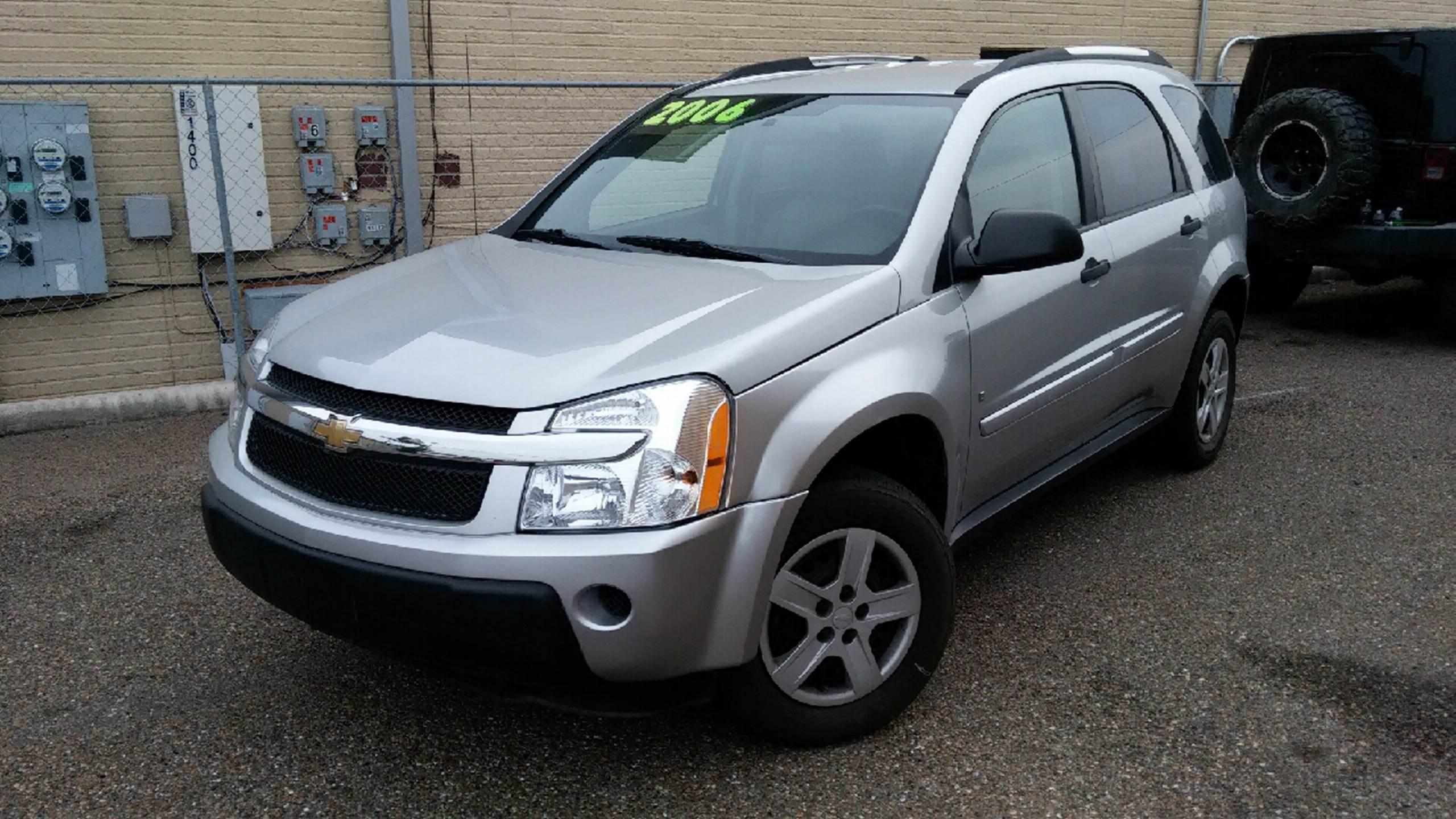 2006 Chevrolet Equinox for sale at MC Autos LLC in Pharr TX