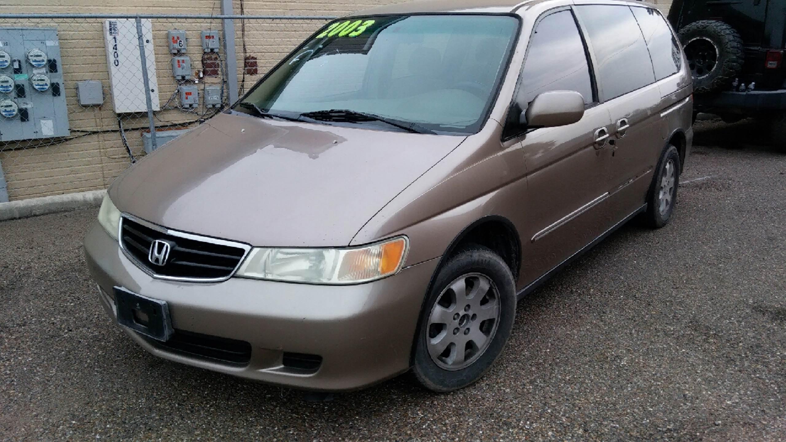 2003 Honda Odyssey for sale at MC Autos LLC in Pharr TX