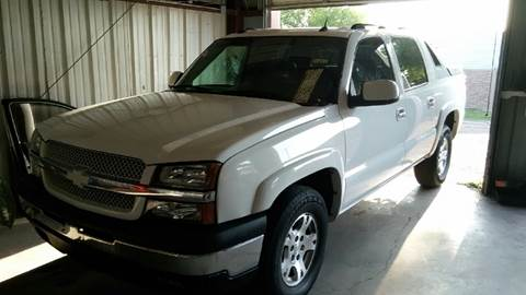 2005 Chevrolet Avalanche for sale at MC Autos LLC in Pharr TX