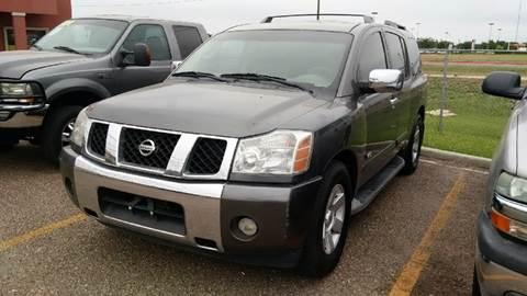 2005 Nissan Armada for sale at MC Autos LLC in Palmview TX