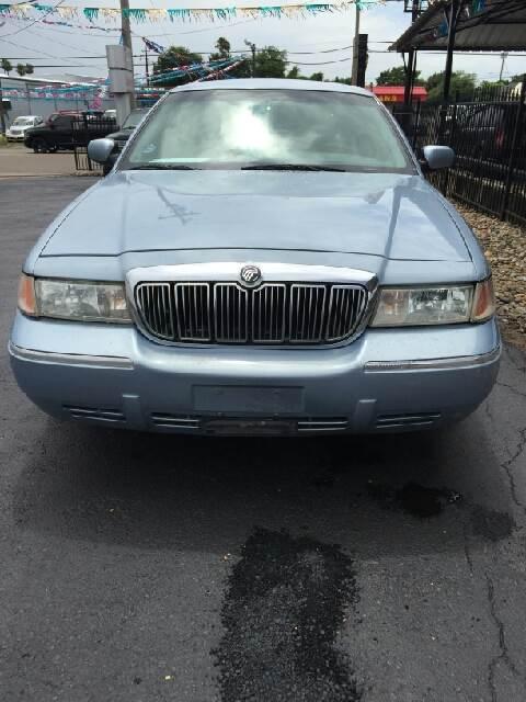 1999 Mercury Grand Marquis for sale at MC Autos LLC in Pharr TX