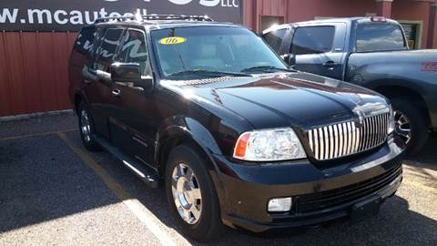 2006 Lincoln Navigator for sale at MC Autos LLC in Pharr TX