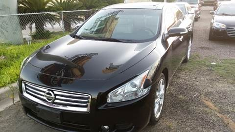 2012 Nissan Maxima for sale at MC Autos LLC in Pharr TX