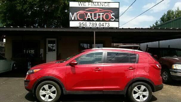 2011 Kia Sportage for sale at MC Autos LLC in Pharr TX
