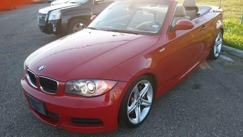 2008 BMW 1 Series for sale at MC Autos LLC in Pharr TX