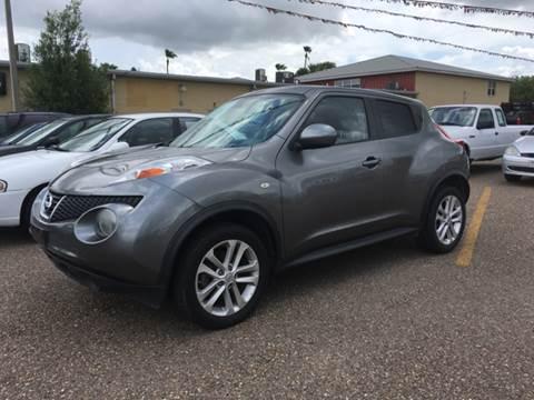 2011 Nissan JUKE for sale at MC Autos LLC in Pharr TX