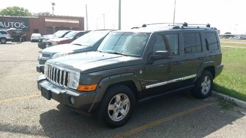 2006 Jeep Commander for sale at MC Autos LLC in Pharr TX