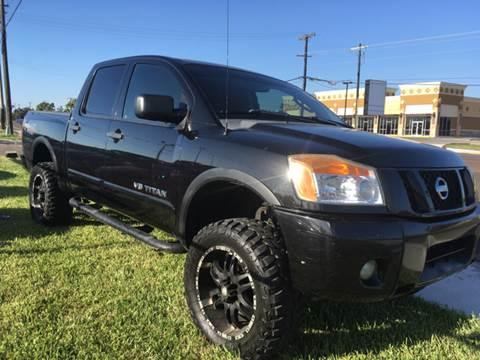 2008 Nissan Titan for sale at MC Autos LLC in Pharr TX