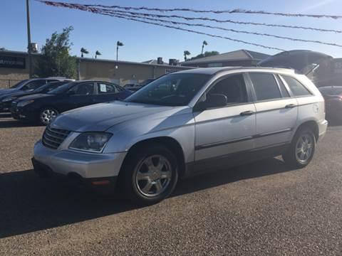 2006 Chrysler Pacifica for sale at MC Autos LLC in Pharr TX