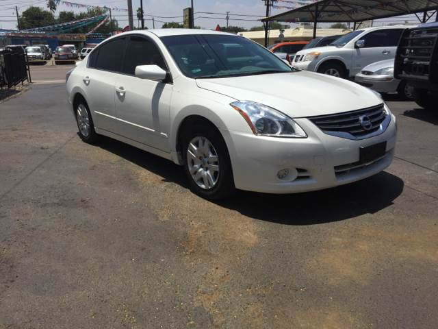 2010 Nissan Altima for sale at MC Autos LLC in Pharr TX