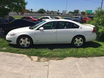 2008 Chevrolet Impala for sale at MC Autos LLC in Palmview TX
