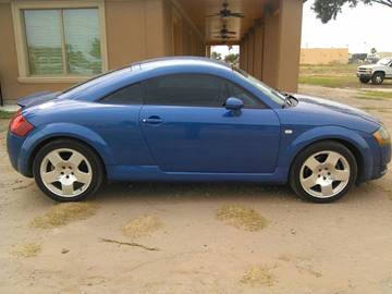 2001 Audi TT for sale at MC Autos LLC in Palmview TX