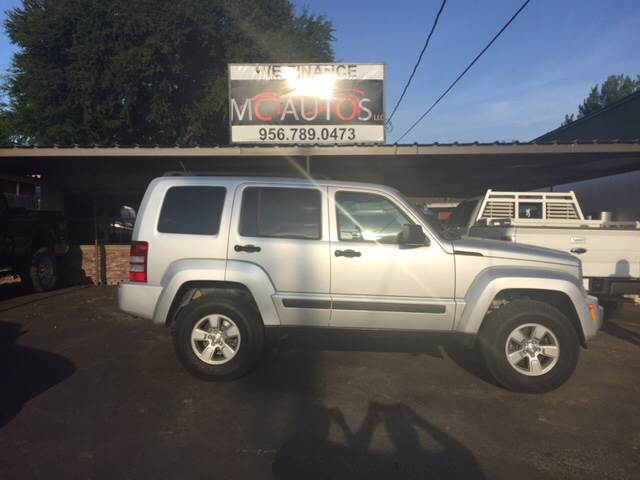 2010 Jeep Liberty for sale at MC Autos LLC in Pharr TX
