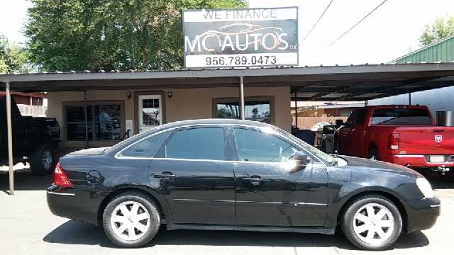 2006 Ford Five Hundred for sale at MC Autos LLC in Pharr TX