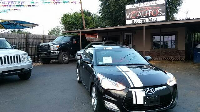 2013 Hyundai Veloster for sale at MC Autos LLC in Pharr TX