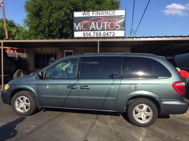 2007 Dodge Grand Caravan for sale at MC Autos LLC in Pharr TX