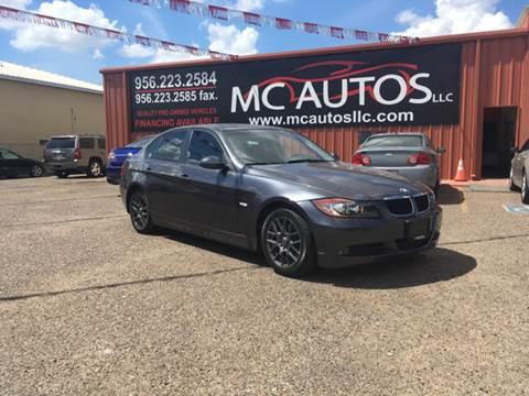 2006 BMW 3 Series for sale at MC Autos LLC in Pharr TX