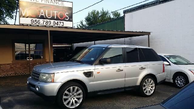 2006 Land Rover Range Rover Sport for sale at MC Autos LLC in Pharr TX