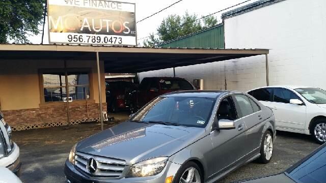 2011 Mercedes-Benz C-Class for sale at MC Autos LLC in Pharr TX