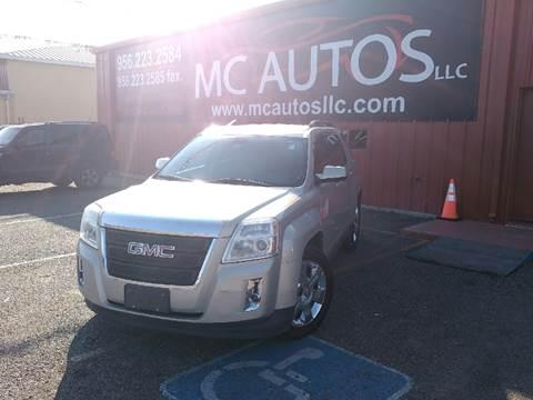 2010 GMC Terrain for sale at MC Autos LLC in Pharr TX