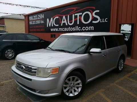 2009 Ford Flex for sale at MC Autos LLC in Pharr TX