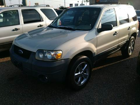 2005 Ford Escape for sale at MC Autos LLC in Pharr TX