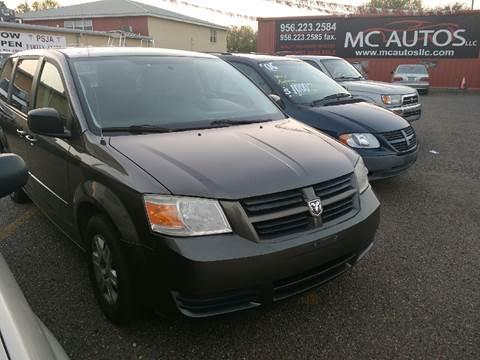 2010 Dodge Grand Caravan for sale at MC Autos LLC in Pharr TX