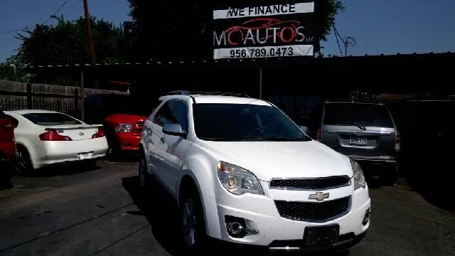 2010 Chevrolet Equinox for sale at MC Autos LLC in Pharr TX