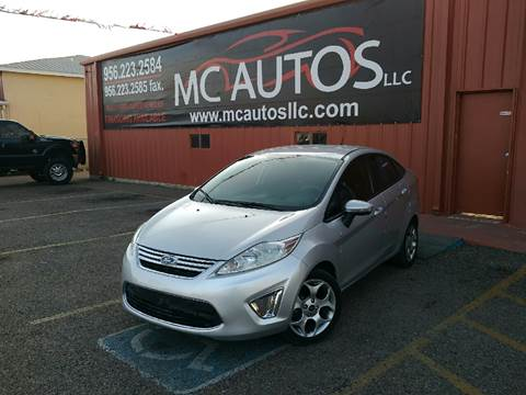 2011 Ford Fiesta for sale at MC Autos LLC in Pharr TX