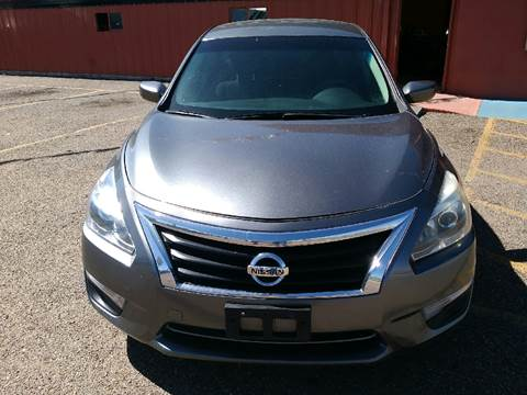 2015 Nissan Altima for sale at MC Autos LLC in Pharr TX