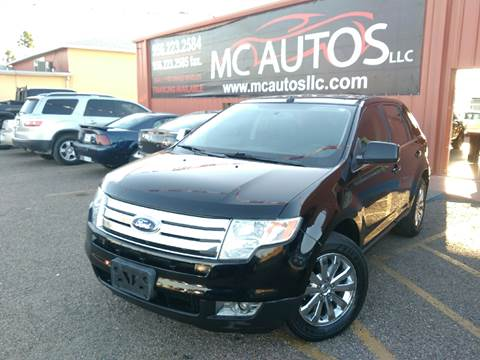 2008 Ford Edge for sale at MC Autos LLC in Palmview TX
