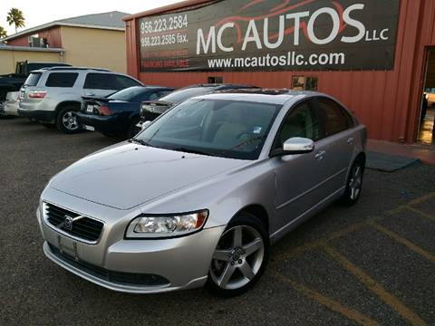2008 Volvo S40 for sale at MC Autos LLC in Palmview TX