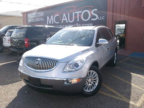 2010 Buick Enclave for sale at MC Autos LLC in Palmview TX