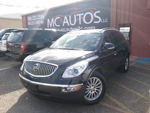 2012 Buick Enclave for sale at MC Autos LLC in Palmview TX
