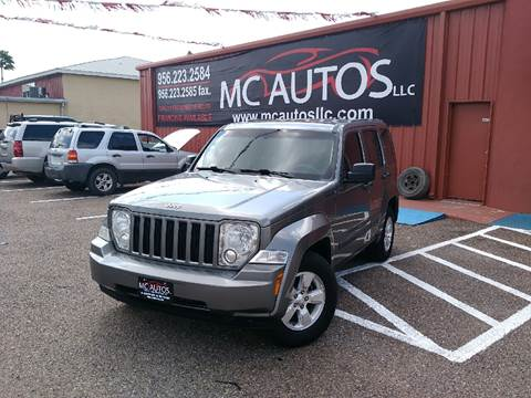 2012 Jeep Liberty for sale at MC Autos LLC in Palmview TX