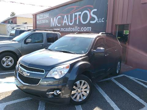 2010 Chevrolet Equinox for sale at MC Autos LLC in Palmview TX