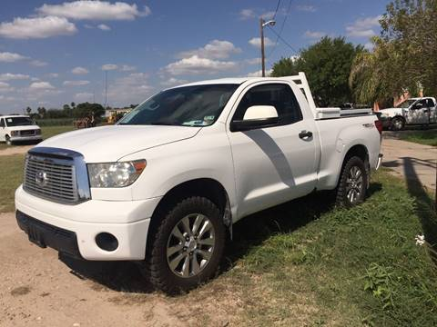 2010 Toyota Tundra for sale at MC Autos LLC in Palmview TX