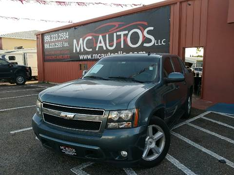 2008 Chevrolet Avalanche for sale at MC Autos LLC in Palmview TX