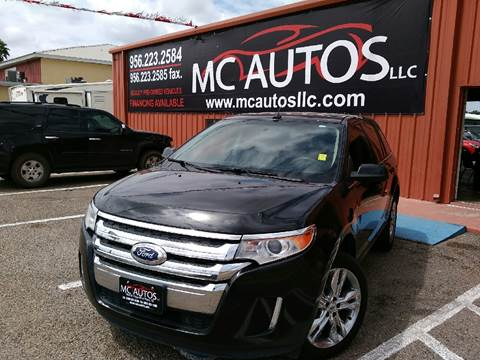 2011 Ford Edge for sale at MC Autos LLC in Palmview TX