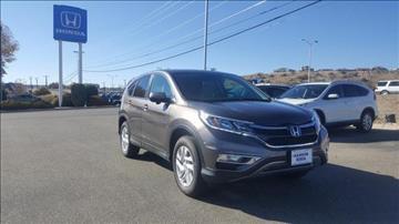 2016 Honda CR-V for sale in Farmington, NM