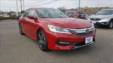 2017 Honda Accord for sale in Farmington, NM