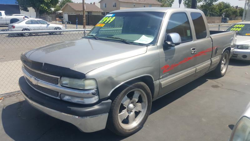 1999 Chevrolet Silverado 1500 C1500 - Fresno CA