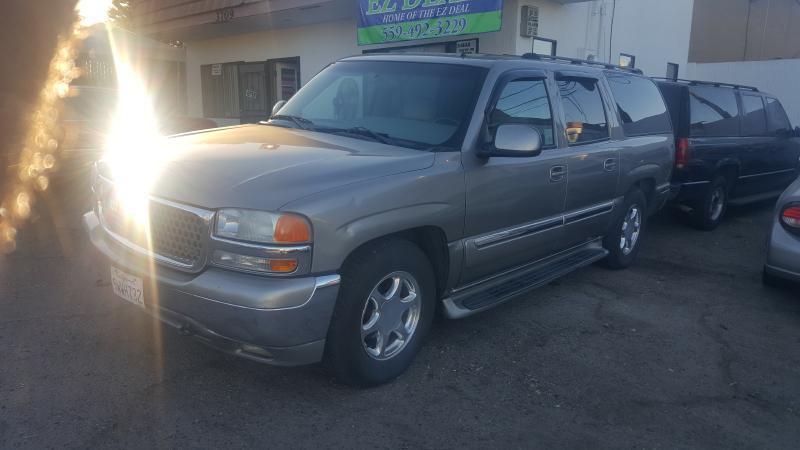 2002 GMC Yukon XL 1500 4dr SUV - Fresno CA