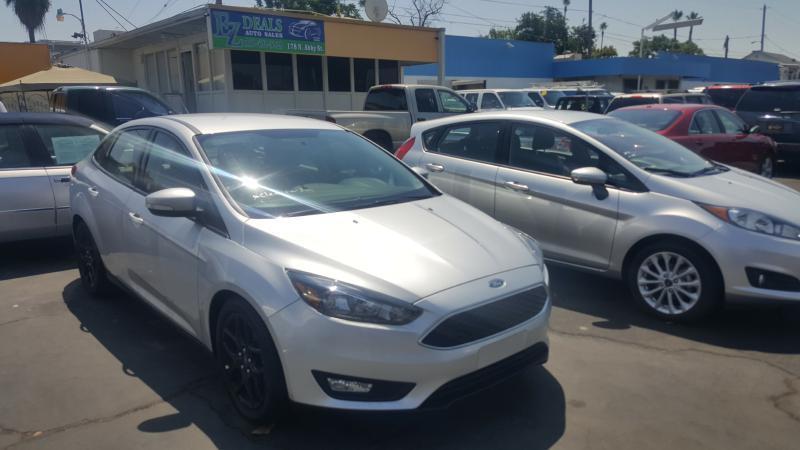 2016 Ford Focus SE 4dr Sedan - Fresno CA