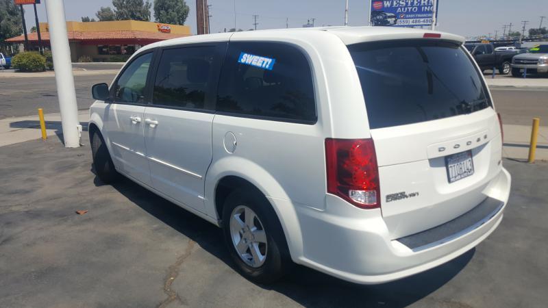 2013 Dodge Grand Caravan SXT 4dr Mini-Van - Fresno CA